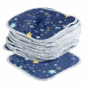 Cheeky Wipes Doekjes Minky Starry Night (25 stuks)