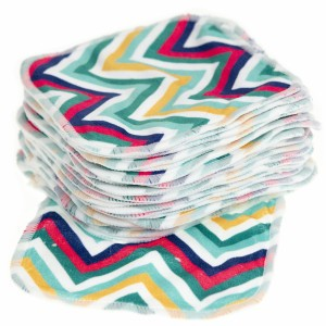 Cheeky Wipes Doekjes Minky Go Faster Stripes (25 stuks)
