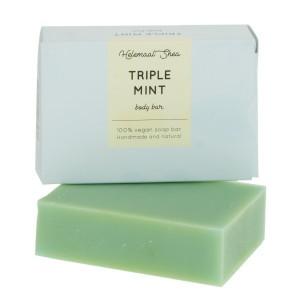 HelemaalShea Triple Mint Zeep
