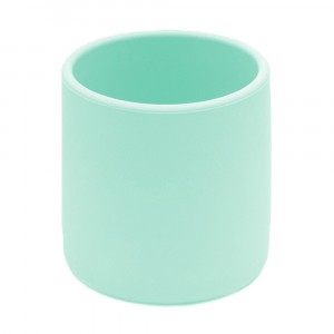 We Might Be Tiny Grip Cup Minty Green