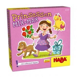Haba Supermini Spel Prinsessen Mix-Max