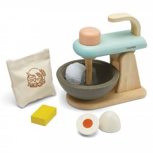 PlanToys Keuken Mixer Set