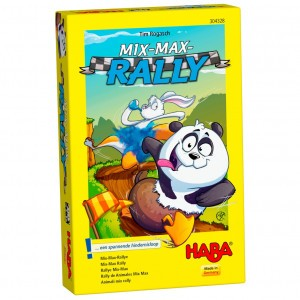 Haba Supermini Spel Mix- Max-Rally