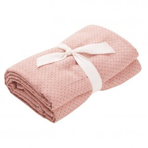 Liewood Swaddle Classic Dot Rose