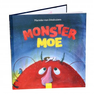 Clavis Leesboekje Monstermoe
