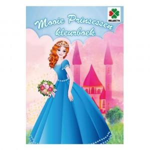 Selecta Kleurboek Mooie Prinsessen