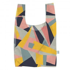 Kind Bag Herbruikbare Winkeltas Mosaic