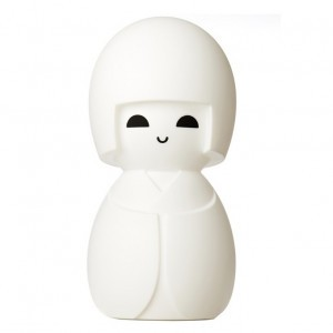Mr Maria Lamp Kokeshi