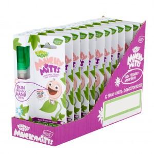 Jackson Reece Desinfecterende handspray Voordeelpakket 12 stuks