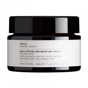 Evolve Vochtinbrengende Crème Multi Peptide 360 (30 ml)
