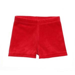 Mundo Melocoton Short (maat 50-92) Rood