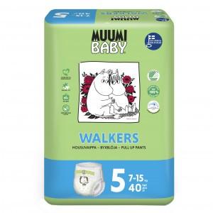 Muumi Eco Oefenbroekjes Maxi+ (7-15kg)