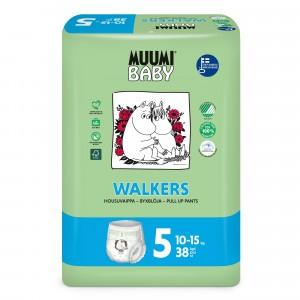 Muumi Eco Oefenbroekjes Maat 5 (10-15kg)