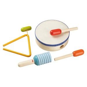 Haba Muziekinstrumenten Slagwerkset