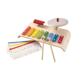 PlanToys Muzikale set