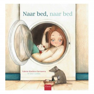 Clavis Leesboekje Naar bed, naar bed