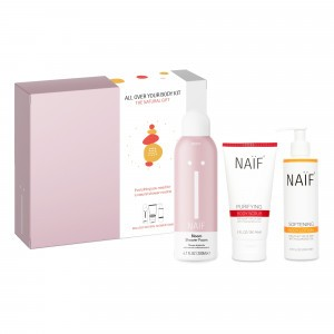 "Naïf Grown Ups Cadeauset ""All Over Your Body Kit"""