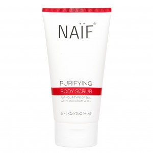 Naïf Grown Ups Zuiverende Body Scrub 150ml