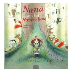 Clavis Prentenboek Nana van het Roversbos 'De verrassing'