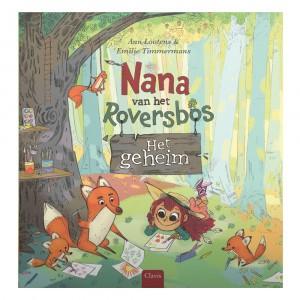 Clavis Prentenboek Nana van het Roversbos 'Het geheim'