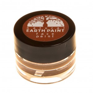 Natural Earth Paint Eco-vriendelijke Gezichtsverf Bruin