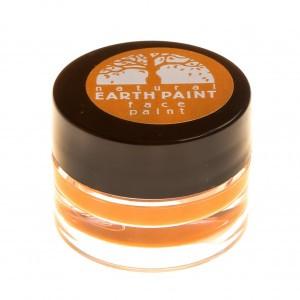 Natural Earth Paint Eco-vriendelijke Gezichtsverf Oranje