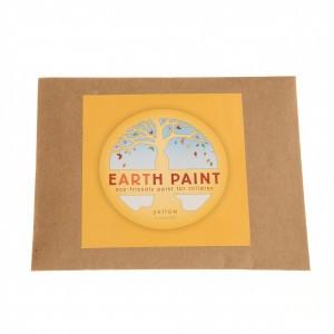 Natural Earth Paint Eco-vriendelijke Verf voor kinderen Geel