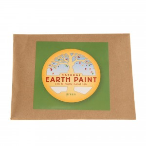 Natural Earth Paint Eco-vriendelijke Verf voor kinderen Groen