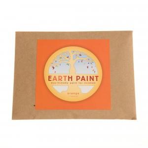 Natural Earth Paint Eco-vriendelijke Verf voor kinderen Oranje