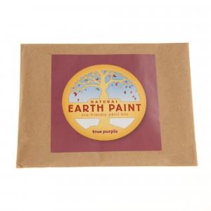 Natural Earth Paint Eco-vriendelijke Verf voor kinderen Paars