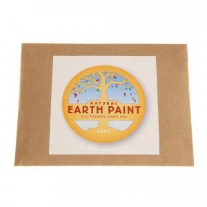 Natural Earth Paint Eco-vriendelijke Verf voor kinderen Wit