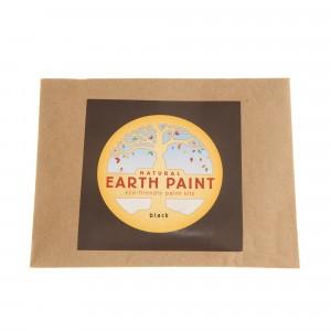Natural Earth Paint Eco-vriendelijke Verf voor kinderen Zwart