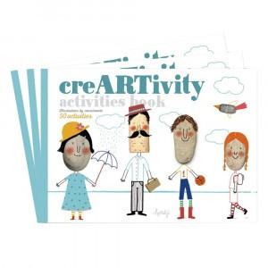 Londji Activiteitenboek 'CreARTivity'
