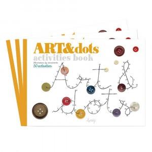Londji Activiteitenboek 'ART & dots'