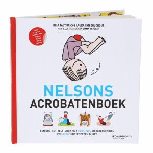 Davidsfonds Spelletjesboek - Nelsons Acrobatenboek