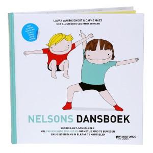 Davidsfonds Spelletjesboek - Nelsons Dansboek