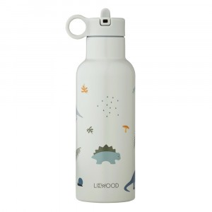 Liewood Neo Thermische Drinkbus Dino Dove Blue