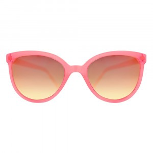 Kietla Zonnebril Buzz Neon Pink 4-6 jaar