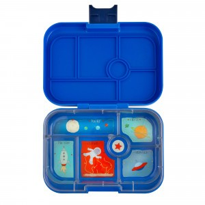 Yumbox Original Neptune Blue met Tray Rocket