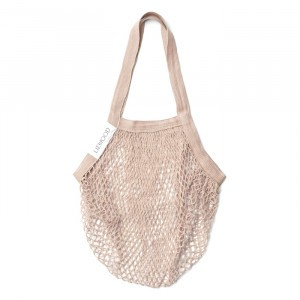 Liewood Mesh Tote Bag Rose