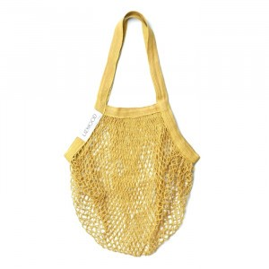 Liewood Mesh Tote Bag Yellow Mellow