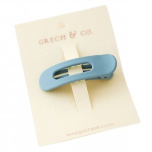 Grech & co. Haarspeld Grip Clip Light Blue