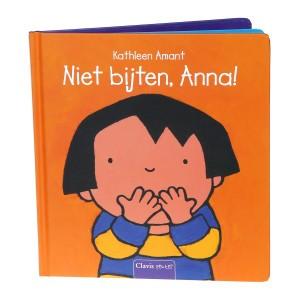 Clavis Leesboekje Niet bijten, Anna!