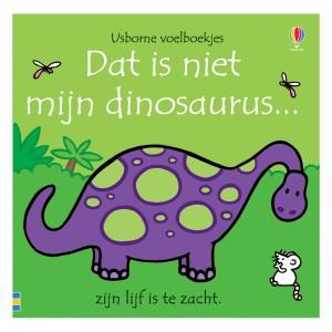 Usborne Voelboekje Dat is niet mijn dinosaurus
