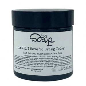 "DIYS Soap Face Balm Night Repair (60 ml) ""It's All I Have To Bring Today"""