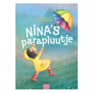 Clavis Leesboekje Nina's Parapluutje