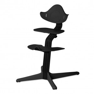 Nomi Highchair Black/ Black