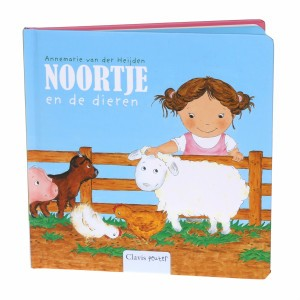 Clavis Leesboekje Noortje en de dieren