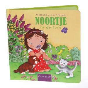 Clavis Leesboekje Noortje in de tuin