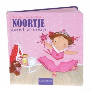 Clavis Leesboekje Noortje speelt prinsesje